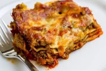 Lasagna From Italia Mhsugar